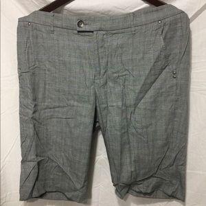 Men's Guess Plaid Shorts